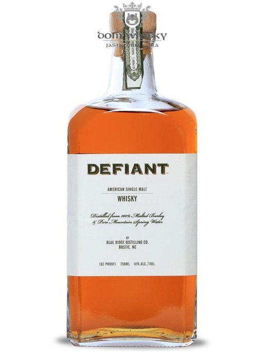 Defiant American Single Malt Whisky / 41% / 0,75l