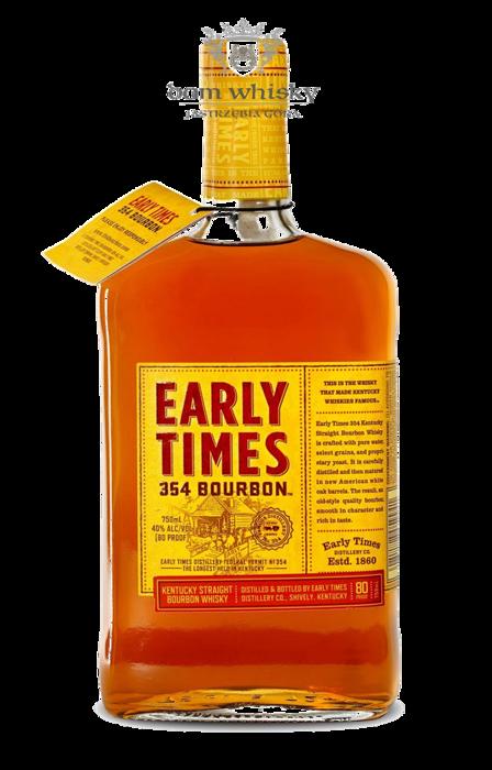 Early Times 354 Bourbon / 40% / 0,7l