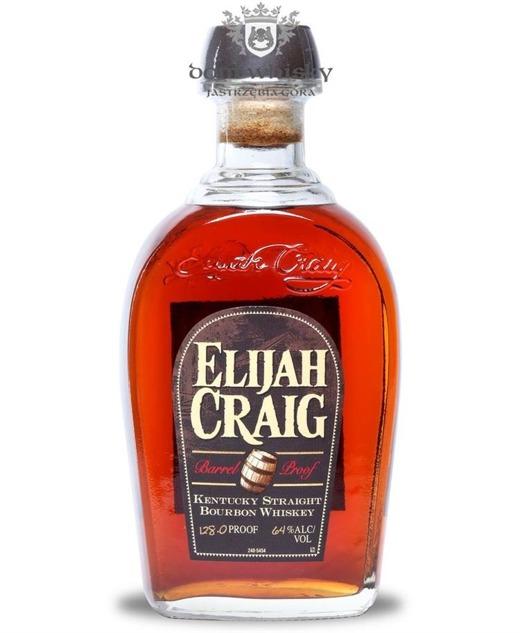 Elijah Craig Barrel Proof / 64% / 0,7l
