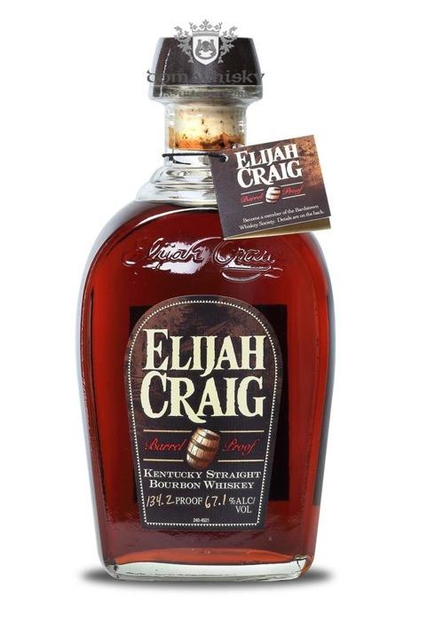 Elijah Craig Barrel Proof / 67,1% / 0,7l