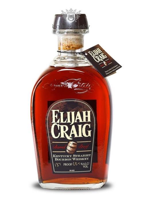 Elijah Craig Barrel Proof / 68,5% / 0,7l