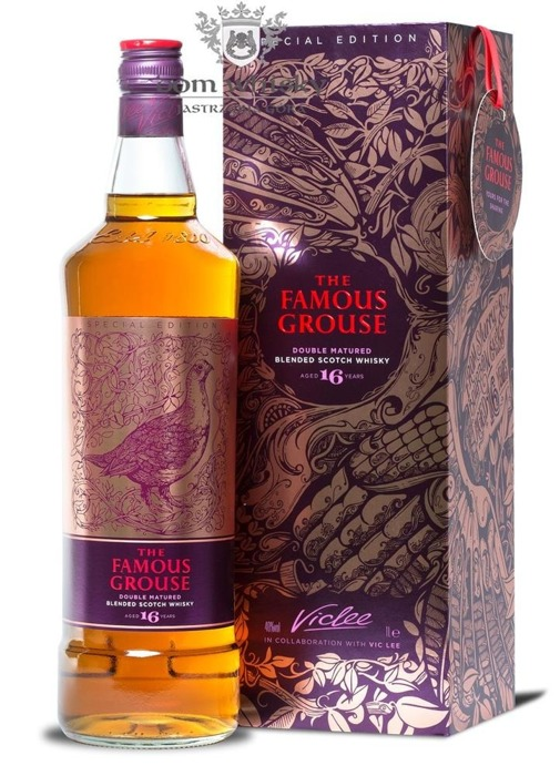 Famous Grouse 16 letni Blended Scotch Whisky / 40% / 1,0l