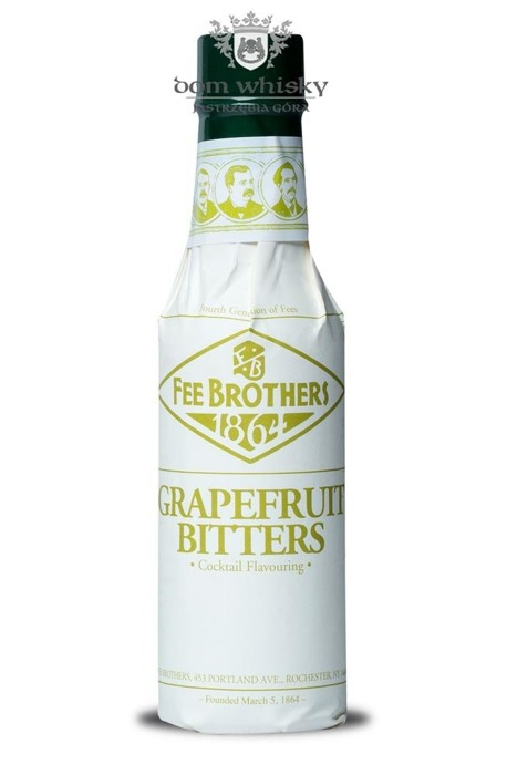 Fee Brothers Grapefruit Bitters / 17% / 0,15l