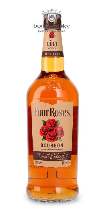 Four Roses Yellow Label Bourbon Whiskey /bez opak. / 40% / 1,0l