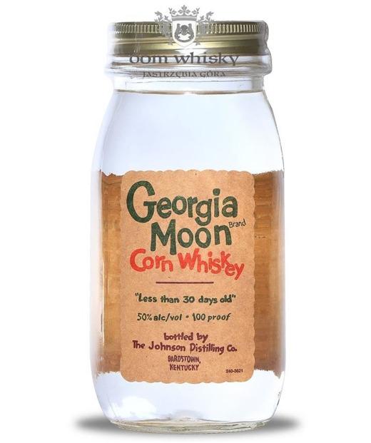 Georgia Moon Corn Whiskey /Moonshine/ 50% / 0,75l
