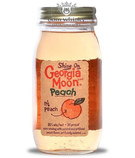 Georgia Moon Peach Spirit / 35% / 0,75l