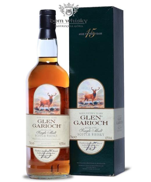 Glen Garioch 15-letni (Kartonik) / 43% / 0,7l