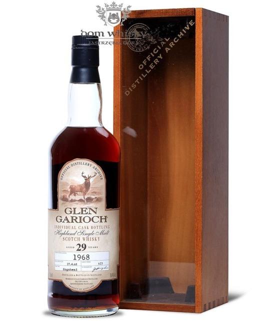 Glen Garioch 29-letni (D.1968, B.1997) Cask #623 / 56,9% / 0,7l