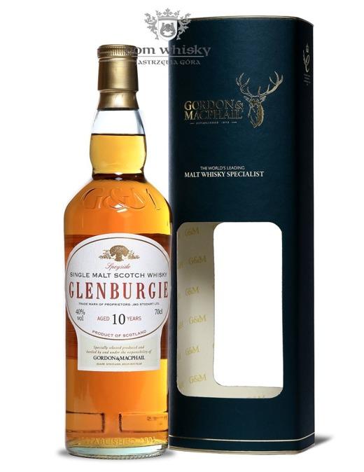 Glenburgie 10-letni Gordon & MacPhail / 40% / 0,7l