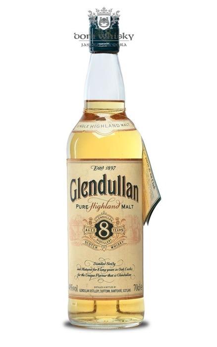 Glendullan 8-letni Pure Malt / bez opakowania / 40% / 0,7l