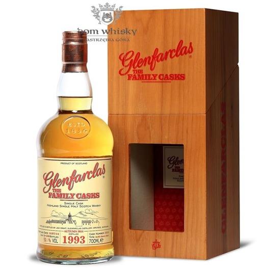 Glenfarclas The Family Casks 1993, Bottled 2014 / 59,1% / 0,7l