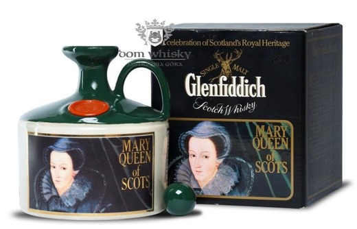 Glenfiddich Scotlands Royal Heritage Mary Queen of Scots43/0,75l