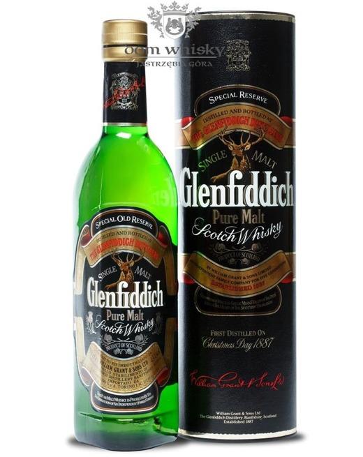 Glenfiddich Special Old Reserve (Tuba) / 43% / 0,7l