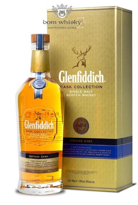 Glenfiddich Vintage Cask Collection / 40% / 0,7l