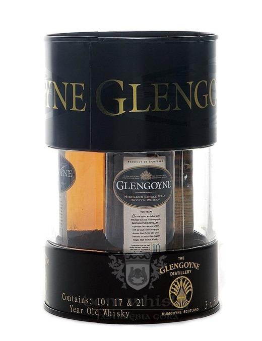 Glengoyne Zestaw / 3 x 0,05l