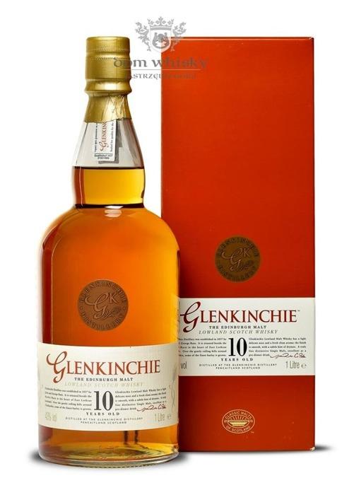 Glenkinchie 10-letni / 43% / 1,0l