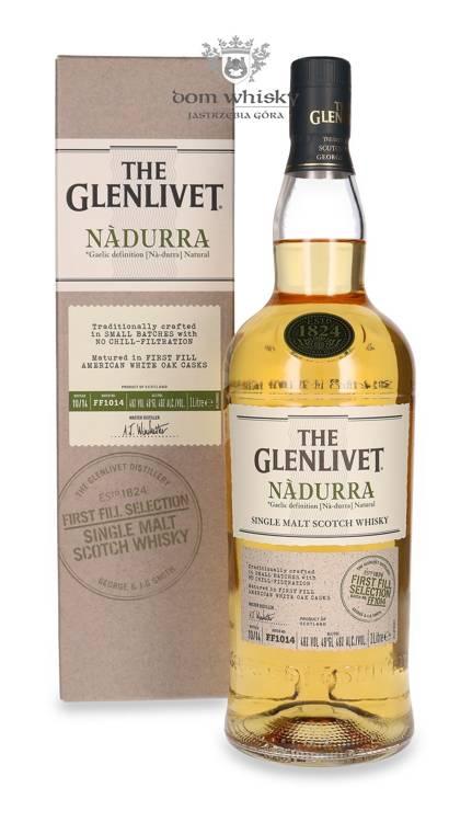 Glenlivet Nàdurra First Fill Selection (Batch FF1014)48% / 1,0l