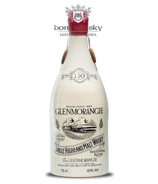 Glenmorangie 21-letni, 150th Anniversary (Bottled 1993) 43% 0,75l