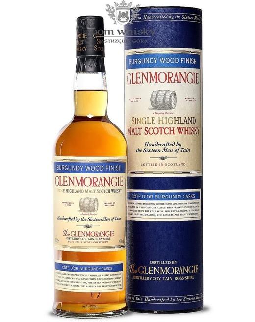 Glenmorangie Burgundy Wood Finish 2nd Edition / 43% / 0,7l