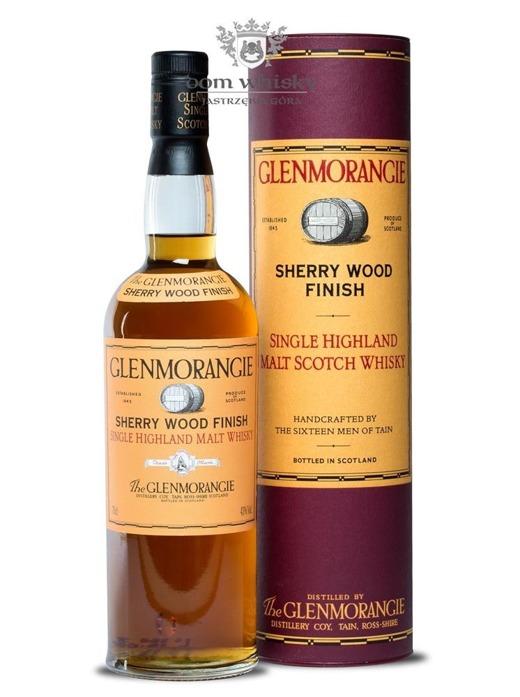 Glenmorangie Sherry Wood Finish 1st Edition / 43% / 0,7l