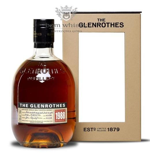 Glenrothes 1988 (Bottled 2011) / 43% / 0,7l