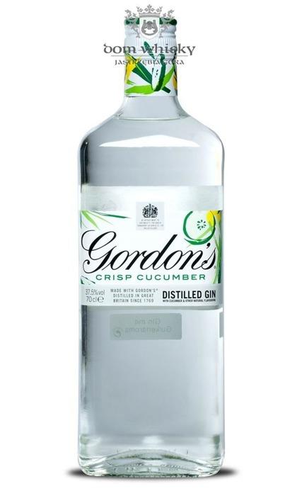 Gordon's Crisp Cucumber London Gin / 37,5% / 0,7l