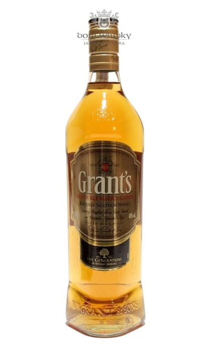 Grant's Distillery Master Blender's Edition / 43% / 0,7l