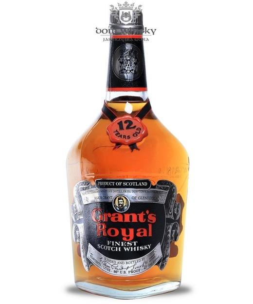 Grant's Royal 12-letni, Finest Scotch Whisky / 43% / 0,75l