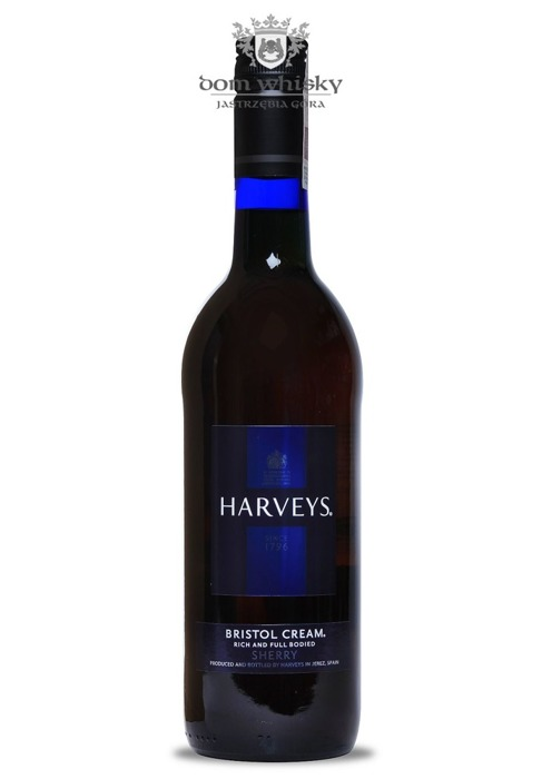 Harvey's Bristol Cream Sherry / 17,5% / 0,75l