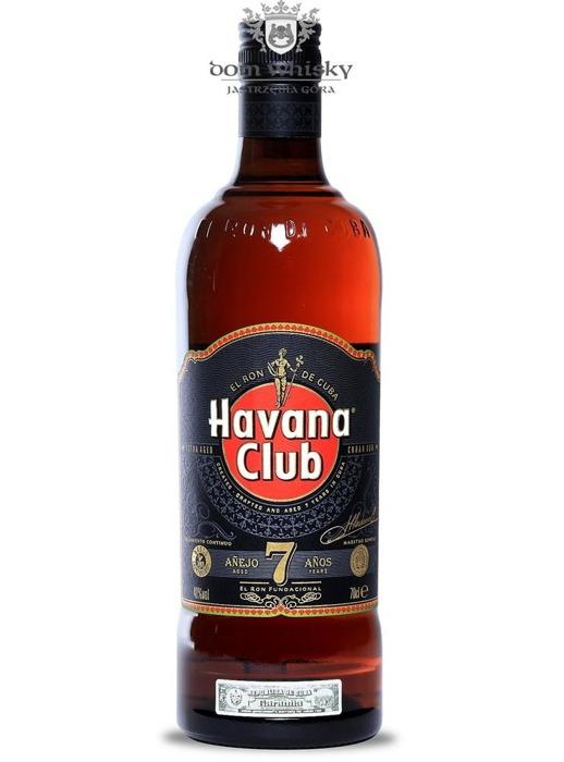 Havana Club Anejo 7-letni / 40% / 0,7l