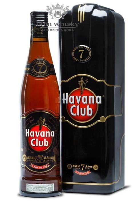 Havana Club Anejo 7 letni Tinbox / 40% / 0,7l