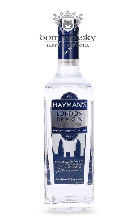 Hayman's London Dry Gin / 40% / 0,7l