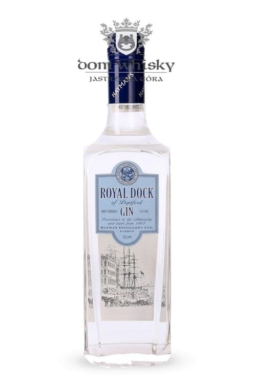 Hayman's Royal Dock Gin / 57% / 0,7l