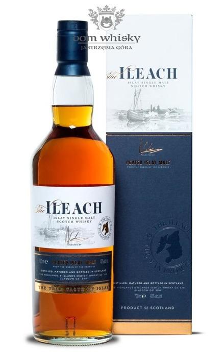 Ileach Peated Islay Malt /40%/0,7l