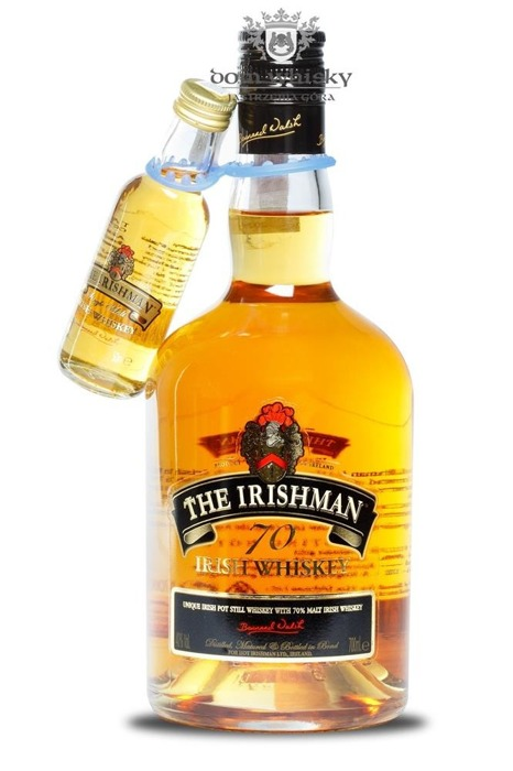 Irishman 70 + Irishman Single Malt Mini / 40% / 0,75l