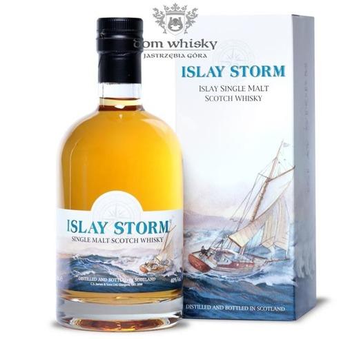 Islay Storm Islay Single Malt Scotch Whisky / 40% / 0,7l