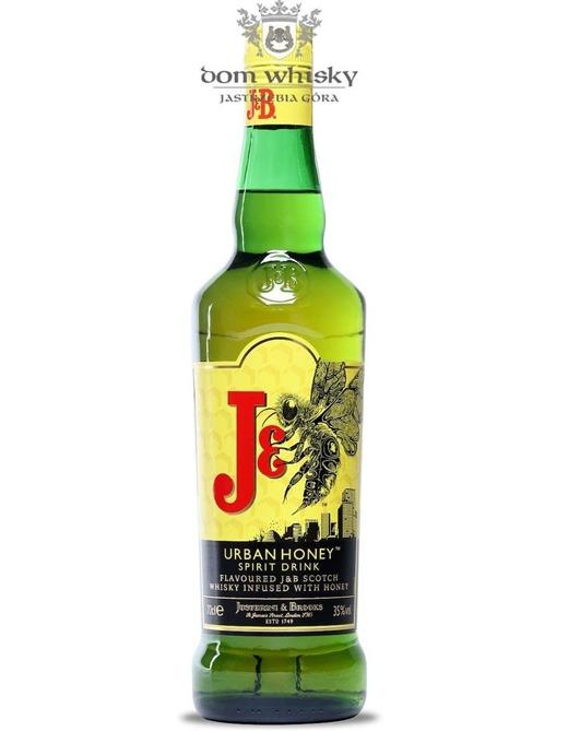 J&B Urban Honey Spirit Drink / 35% / 0,7l