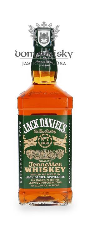Jack Daniel's Green Label / 40% / 0,75l