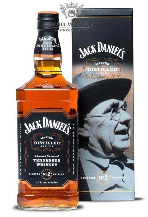 Jack Daniel's Master Distiller Series No.2 / 43% / 1,0l