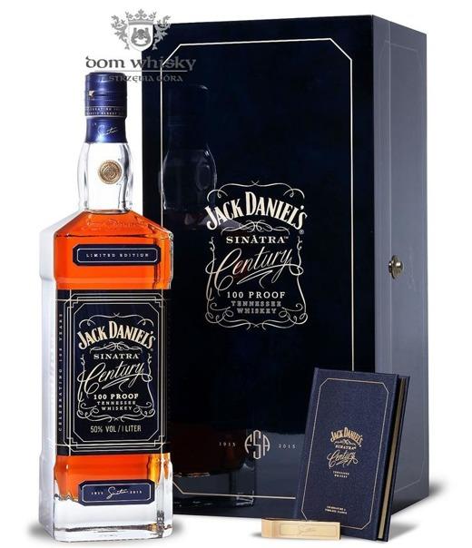 Jack Daniel's Sinatra Century / 50% / 1,0l