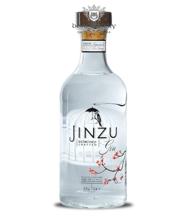 Jinzu Premium Gin (Wielka Brytania) / 41,3% / 0,7l