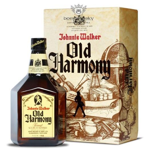 Johnnie Walker Old Harmony / 43% / 0.7l