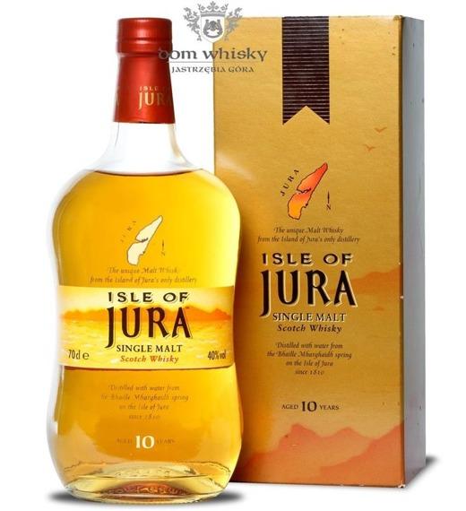 Jura 10-letnia (Yellow Longitudinal Label) /40%/ 0,7l