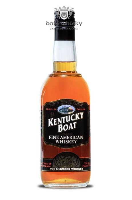 Kentucky Boat Grains Whiskey / 40% / 0,7l