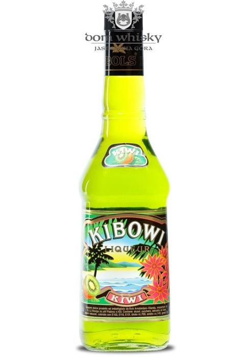 Kibowi Kiwi likier barmański / 20% / 0,7l