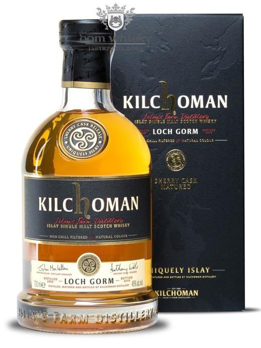 Kilchoman Loch Gorm /46%/0,7l