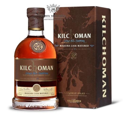 Kilchoman Madeira (D.2011 B.2015) / 50% / 0,7l