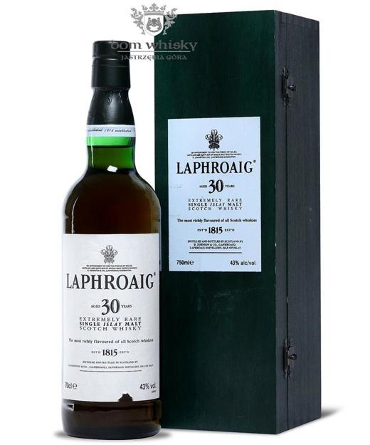 Laphroaig 30 letni / 43% / 0,7l