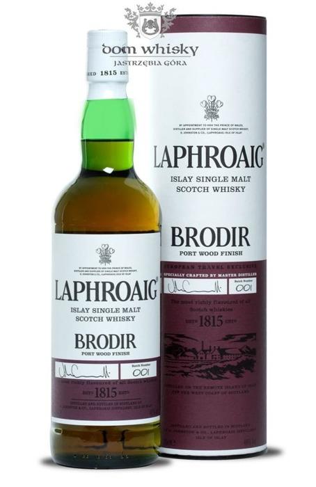 Laphroaig Brodir Batch 001 /48%/0,7l
