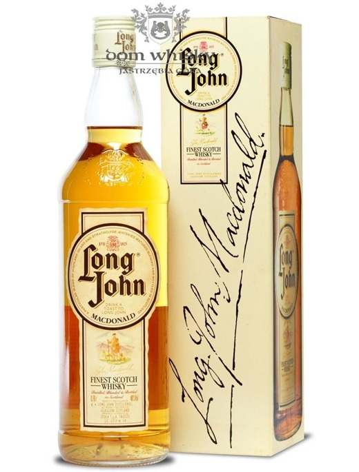 Long John Macdonald Blended Scotch Whisky / 40% / 0,7l